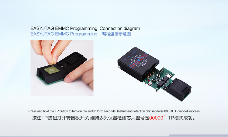 EasyJTAG Accessories | EasyJtag – Fastest Memory Programmer in the word!