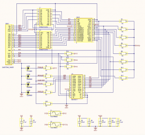 Nand Flash Schematic on
